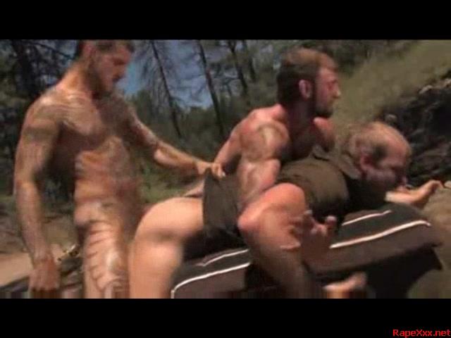 Rape porno gay Brutal gay